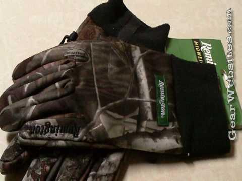 Remington Hunting Gloves