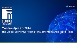 The Global Economy: Hoping for Momentum amid Tepid Times