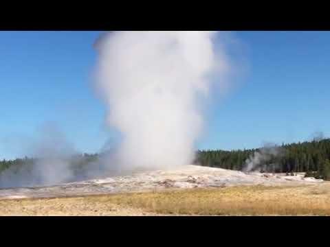 Yellowstone Geyser