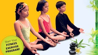 Yoga For Children  Yoga in Hindi  यग आसन  Yoga For Beginners in Hindi  Yoga Step By Step