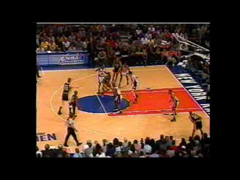 NBA 2000 Eastern Conf. Finals: Game 3, Pacers at Knicks part 1