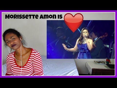 Morissette Amon - Moon River Feat Mr  Ryan Cayabyab | Reaction