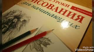 УРОКИ РИСОВАНИЯ ДЛЯ НАЧИНАЮЩИХ| 1 серия| объяснение как рисовать?