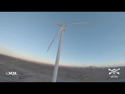 Drone Racing League Live Stream