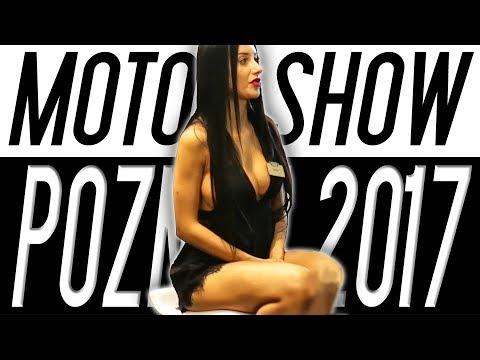 MOTOR SHOW POZNAŃ 2K17 - LucZyn Vlog XXL 👊