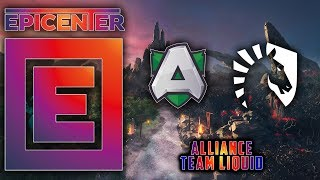 Alliance vs Liquid | EPICENTER Major 2019