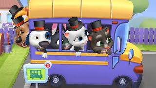 MY TALKING TOM FRIENDS 🐱 ANDROID GAMEPLAY #51 -TALKING TOM AND FRIENDS BY OUTFIT
