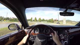 2017 Bentley Mulsanne POV Test Drive