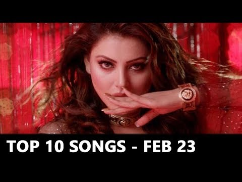 Top 10 Bollywood Songs of the Week (Radio Mirchi Charts) - Feb 23, 2018