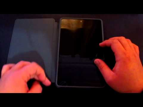 Nexus 7: Magnetometer Demo & First Look