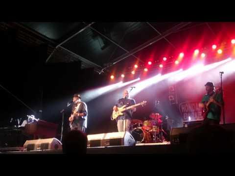 ZAC HARMON 1-2  - XII HONDARRIBIA BLUES FESTIVAL 2017 -07-13