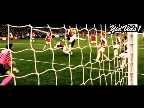 Rafael van der Vaart crushing Arsenal