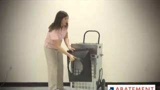 Abatement Technologies PAS2400 HEPA Air Scrubber