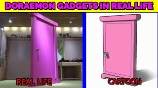 Top 5 Doraemon Gadgets that Exist in Real life!(Part 9)