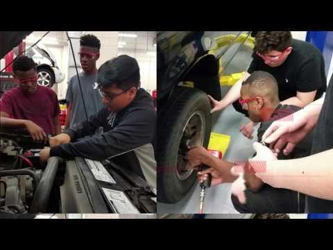 Harding Institute of Technology Automotive Program - Rat Rod