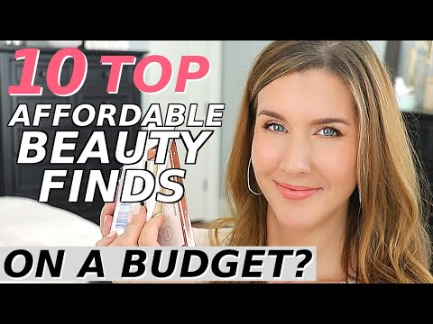 AFFORDABLE BEAUTY PRODUCTS YOU NEED | 10 Makeup & Skincare Must Haves