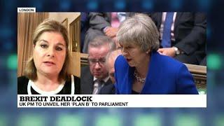 """Brexit deadlock: """"We hear plan B is actually plan A with a few tweaks"""""""