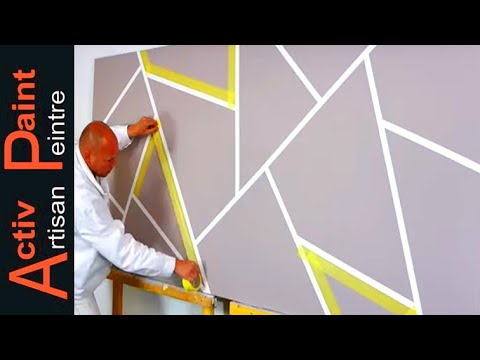 Mural Decorative Painting Idea Easy For Beginner