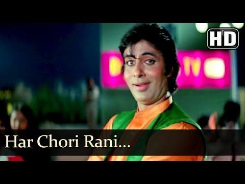 Har Chhori Rani Hiyan - Mahaan (1983) Song - Amitabh Bachchan - Aruna Irani - Mukri