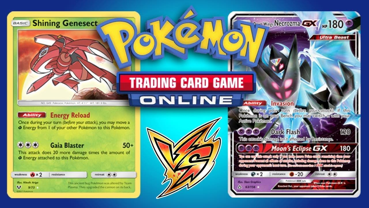 Can I Win A Game With Shining Genesect? Pokemon TCG Online