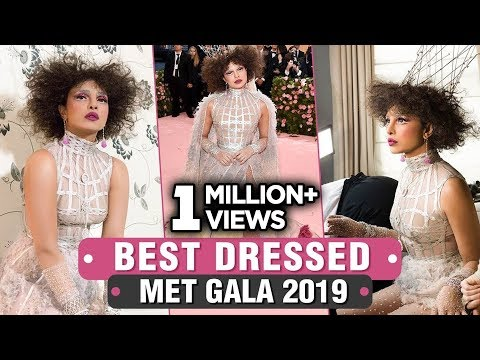 Not Deepika Padukone, Priyanka Chopra WINS Best DRESSED Title At MET GALA 2019