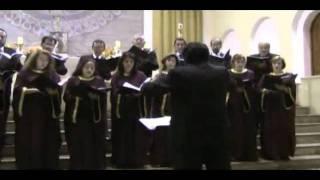 CORO SINE NOMINE PERU - EXULTATE DEO de Alessandro Scarlatti.flv
