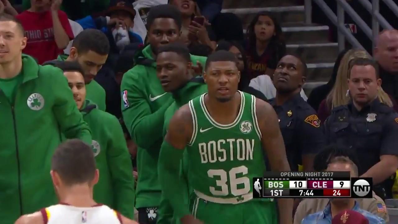 boston-celtics-vs-cleveland-cavaliers-october-17-2017