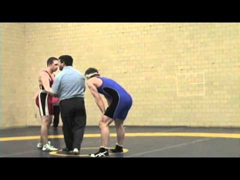 2010 Western Open: 68 kg Ben Rowbotham vs. Adam Argue