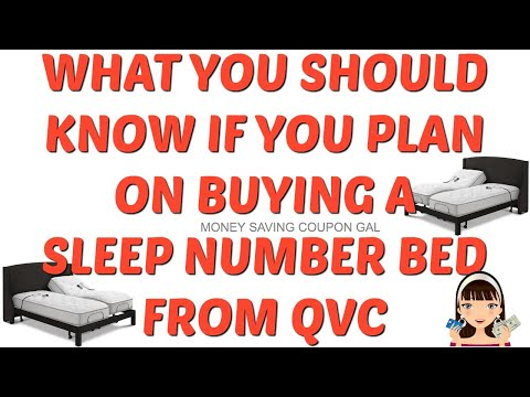 WHAT YOU SHOULD KNOW IF YOU PLAN ON BUYING A SLEEP NUMBER