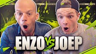 ENZO VS JOEP! - FIFA16