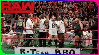ÇA DÉBUTAIT BIEN.... PUIS LE DRAME !  WWE RAW 28 MAI 2018 RÉSUMÉ RESULTATS [FR]
