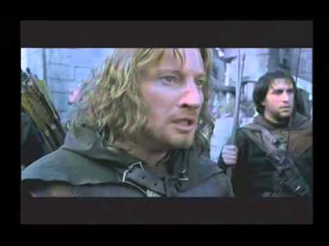 [PS2] The Lord of the Rings The Return of the King - Interview (David Wenham)
