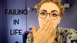 Failing In Life | GRWM + Q&A