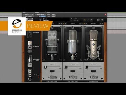 Review - Slate Digital Classic Tubes 3 For Slate Virtual Microphone System