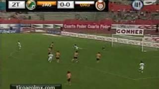 Jaguares vs Estudiantes UAG Apertura 2009 Jornada 4 0 1