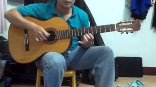 Huong dan Natalia guitar cho Nguyen The Cu