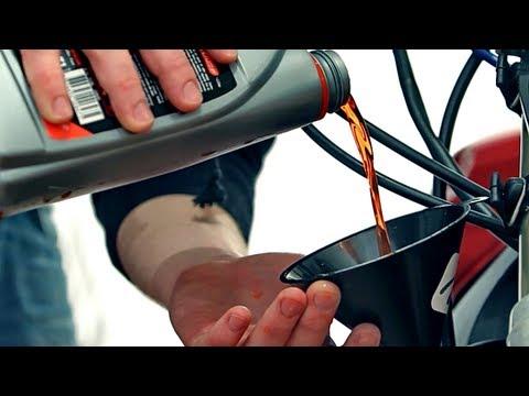 Замена Антифриза - Охлаждающей Жидкости на Мотоцикле