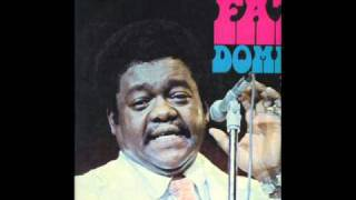 Watch Fats Domino Its A Sin To Tell A Lie video