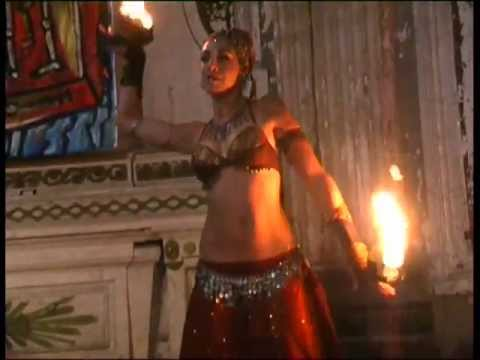 Amarante Lotus fire dance 2O11