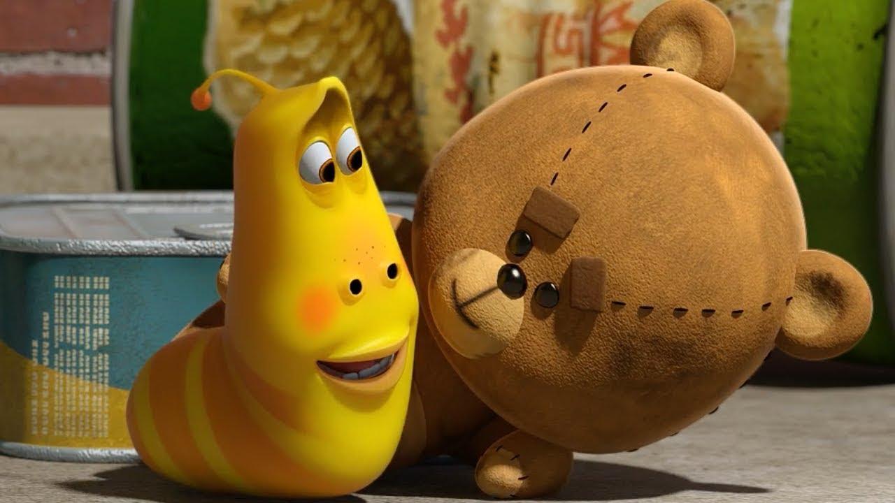 LARVA   NEW FRIEND FULL SERIES   Videos For Kids   LARVA Full Episodes