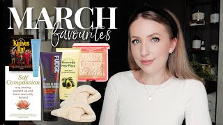 March Favorites ... AND A FAIL   beauty bits & cosy lifestyle picks!