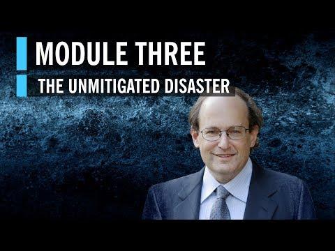 Paul Steinhardt -- The Unmitigated Disaster