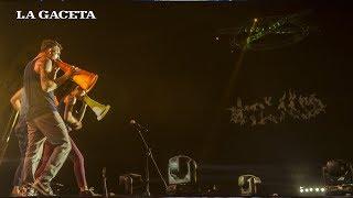 "Mirá el espectacular cierre del Festival ""Luna Tucumana"""