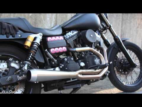 Bassani Road Rage 3 Exhaust System Sound Clip 07 Harley