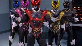 Power Ranger En El Espacio | El Regreso de los Psycho Rangers