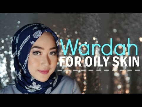 SOFT MAKEUP for OILY SKIN using WARDAH cosmetics | Dian Ayu