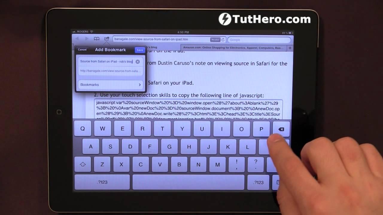 ipad tutorial how to \