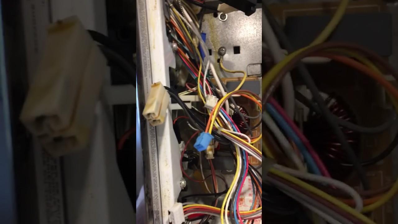Microwave Fuse Panasonic Nn Sd277s