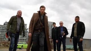 DC'S LEGENDS OF TOMORROW Comic-Con® 2016 Highlight Reel #WBSDCC