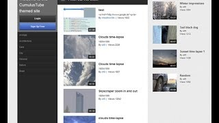 Build your own Youtube clone for free using CumulusClips